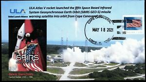 SBIRS GEO-5 Launch, May 18, 2021, Cape Canaveral FL