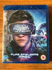 Ready Player One 3D (3D Blu-ray) Brand New Sealed