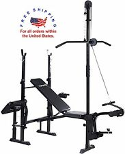 Full Body Workout Machine Ab Core Back Leg Arm Chest Exercise Home Equipment