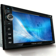 DAB+ AUTORADIO MIT Navigation Navi BILDSCHIRM TOUCHSCREEN USB CD 2DIN Bluetooth