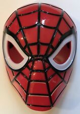 Super Hero LED Light Spider-Man Mask Cosplay Costume Party Toy -