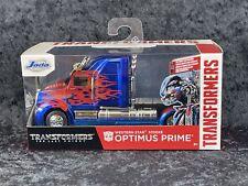Jada Toys 2020 Hollywood Rides Transformers Optimus Western Star 5700XE 1:32