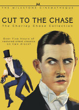 Cut to the Chase: The Charley Chase Collection [New DVD]