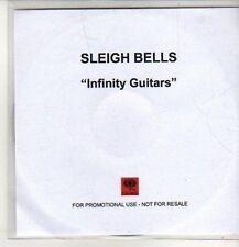 (CO207) Sleigh Bells, Infinity Guitars - DJ CD