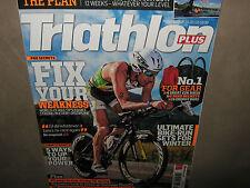 cPics NEW! TRIATHLON PLUS PLAN Race Your Best IRONMAN 12 WEEKS Bikes March 2013