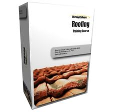 Roofing Roof Tiles Metal Sheet Training Learning Guide Course