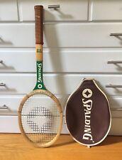 Vintage, Spalding Tracy Austin, Hardwood, Tennis Racquet - Nice!