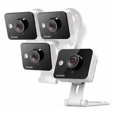 Zmodo 720P HD WLan Mini Indoor Überwachungskamera Gebraucht !! 4 Stück