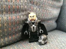Lego General Zod Minifigure Superman Rare Retired Super Heroes DC 76003 76009