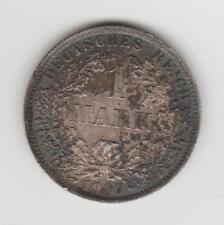 ALLEMAGNE GERMANY 1 MARK 1907 A SUP