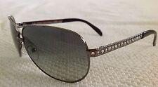 **Prada Aviator Titanium Sunglasses SPR 561 5AV-3M1 *63-10-125 made in Italy 10