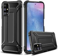 For Samsung Galaxy M31s Case Hard Tough Strong Cover Shockproof Heavy Duty