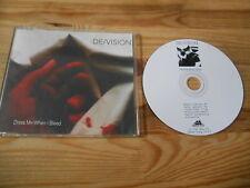 CD Indie De/Vision - Dress Me When I Bleed (4 Song)  STRANGE WAYS sc