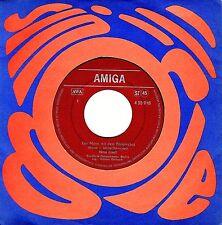 "NINA LIZELL - Der Mann mit dem Panamahut, 7"" Vinyl, DDR 1972"