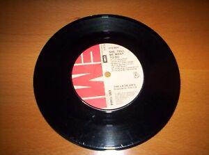 "THE LA DE DA'S   ""TOO POOPED TO POP""       7 INCH 45   1974  OZ PRESS"