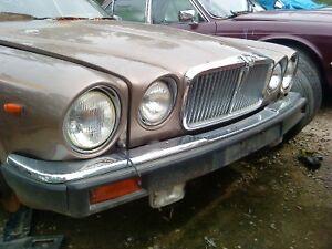 JAGUAR Series 3 XJ6 or XJ12 front bumper bar complete