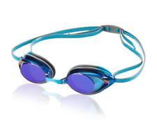 Speedo Vanquisher 2.0 Mirrored Swim Swimming Competition Goggle - Horizon Blue