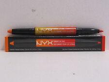NYX Ombre Lip Duo Lipstick / Lip Liner color OLD05 Peaches & Cream New In Box