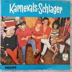 KARNEVALS-SCHLAGER - Thelen / Batzem / Mosterts (EP Philips  423 484 PE / Mono)