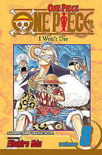 One Piece Volume 8: v. 8 (MANGA), Oda, Eiichiro, New Book