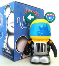 """DISNEY VINYLMATION 3"""" PARK 11 MONSTERS INC MIKE & SULLEY TO THE RESCUE WAZOWSKI"""