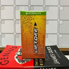Herbalife Liftoff 10 energy tablets multivitamins from ginseng TROPICAL FRUIT