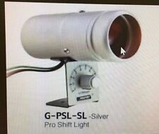 Racing Prosport Shift Light Silver 0 12000rpm Adjustable Auto Gauge G
