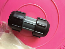 """Philmac Joiner 3/4"""" 25mm Quick Repair MDPE Galv Iron PVC Water Pipe S1"""