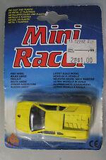 Mini Racer 1:64 Scale FERRARI TESTAROSSA (YELLOW)