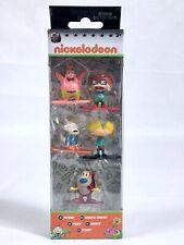 Nickelodeon Cartoon Nano Metalfigs A  Mini Metal Figs Figures Chuckie Stimpy