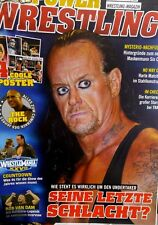 Power Wrestling 04/2011 WWE WWF Wrestling + 4 Poster (Maryse, Michaels, CM)
