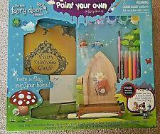 The Irish Fairy Door Company ( Paint your own Door)