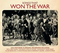 Songs That Won The War [CD]