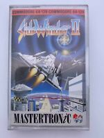 Commodore 64💎Sidewinder II💎Mastertronic💎Game With Box