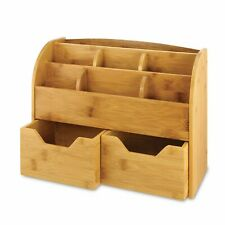 Kovot Bamboo Home and Office Organizer