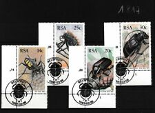 complete.issue. Fine Used South Africa Block68 Cancelled 1998 Sapda ´98 High Quality