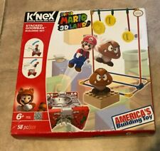 K'NEX Super Mario 3D Land Stacked Goomba's Set NEW Factory Sealed 58 pcs