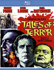 TALES OF TERROR BLU-RAY PRICE LORRE RATHBONE PAGET NEW SEALED WS + TRACKING!!