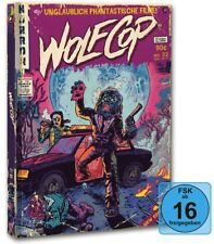 Mediabook WolfCop der PHANTASTISCHE Película COLLECTORS EDITION BLU-RAY+