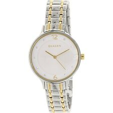Skagen Women's Anita SKW2321 Two-Tone Stainless-Steel Plated Fashion Watch