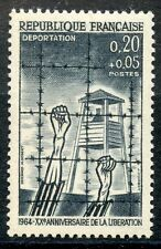 STAMP / TIMBRE FRANCE NEUF LUXE °° N° 1407 ** DEPORTATION