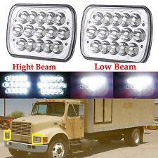 2xLED Headlight Sealed Beam For International Truck3800 4700 4800 4900 8100 8200