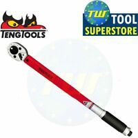 Teng 3892AG-E3 Torque Wrench 20-100Nm 15-75 Ft. lb 3/8in Drive Ratchet Angular