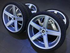 Aluräder Oxigin Concave BMW X5 E70 X70 11,5x22 mit 335/25 R22 Continental NEU