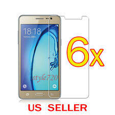 6x Clear LCD Screen Protector Guard Cover Film For Samsung Galaxy On5