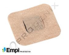 "EMPI StimCare Comfortease Electrodes 2.25""x2.5""  40/pack  NEW (1 pk) TENS"