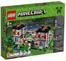 NEU LEGO® Minecraft® 21127 - Die Festung NEU & OVP Steve Pferd Schaf
