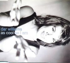 DAR WILLIAMS - As cool as I am 3TR CDM 1995 FOLK