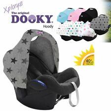 Hoody UV50+ Sonnenverdeck / Sonnenschutz Maxi Cosi CabrioFix, Citi GREY STARS