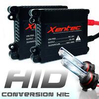 XENTEC 55w Slim HID Kit 9005 9006 H1 H3 H4 H7 H10 H11 H13 H16 6000K 5000K Xenon